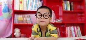 Un enfant qui lit
