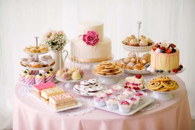 sublimes gâteaux de mariage